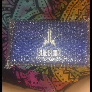 Jeffree Star blue blood pallet
